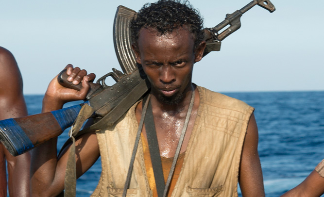 Somali Pirate Sue Sony Pictures For Cut Of Profits From 'Captain Phillips'