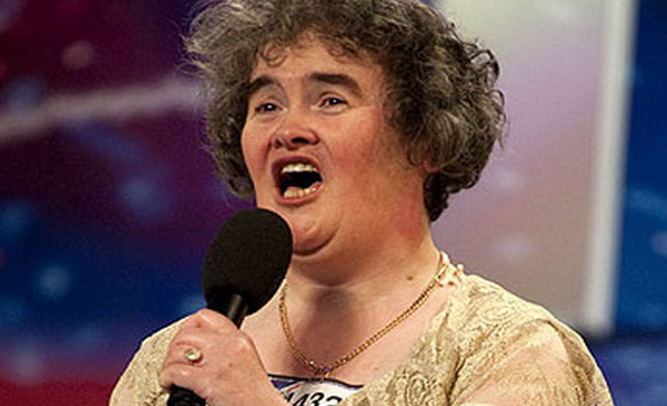 Susan Boyle To Appear Nude In Playboy Magazine