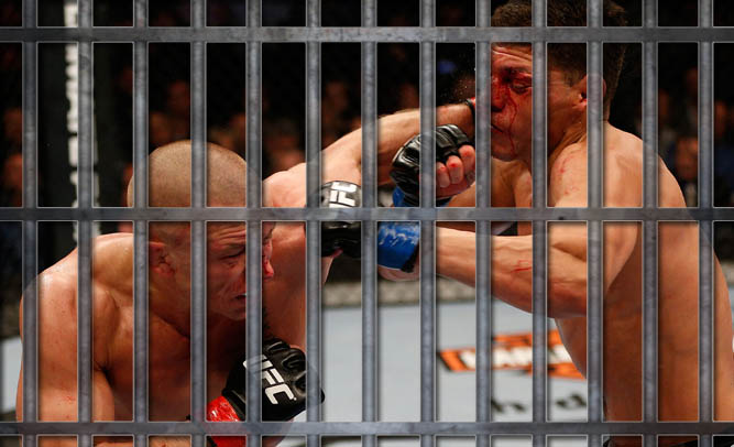 UFC Fighters Encouraged To Get Arrested To Make Them Look More 'Badass'