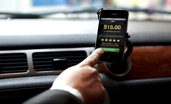 Uber Driver Charges A Passenger $14,000 For A Two Block Ride