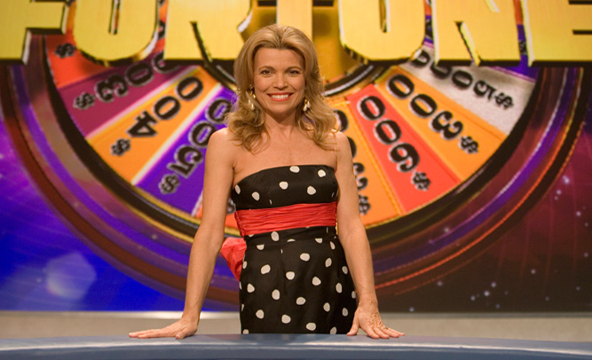 Vanna White Fired From Wheel of Fortune After Roulette Scandal