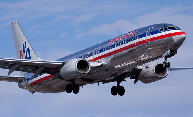 American Airlines Annoyed That the Media Loves Plane Crashes