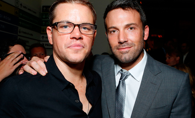 Ben Affleck: 'Matt Damon Will Always Be My True Robin'
