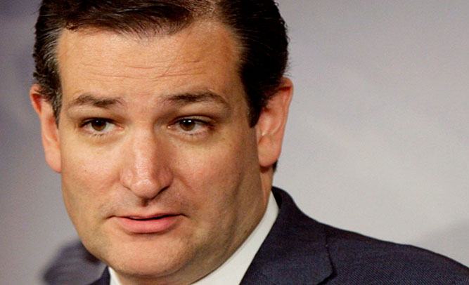 Early Voter Poll Shows There's 'No Way In Hell' Ted Cruz Would Get Elected President