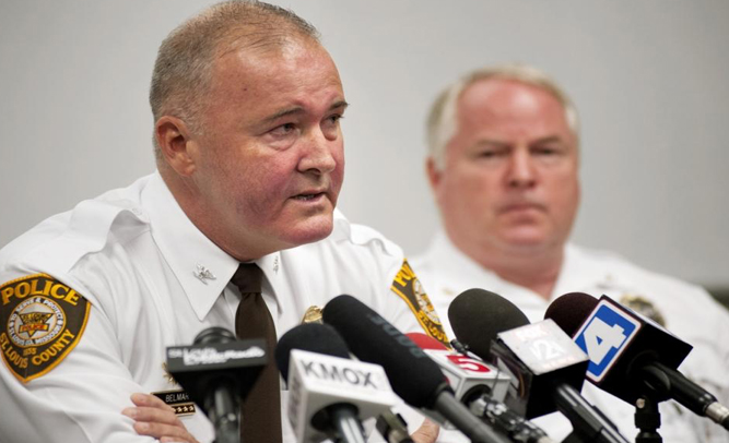 Ferguson Police Chief Denies Racism, Claims 'White Criminals Don't Exist'