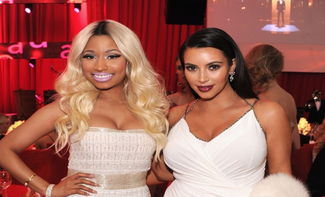 Lawsuit Filed Against Nicki Minaj, Kim Kardashian By Small-Bottomed Women