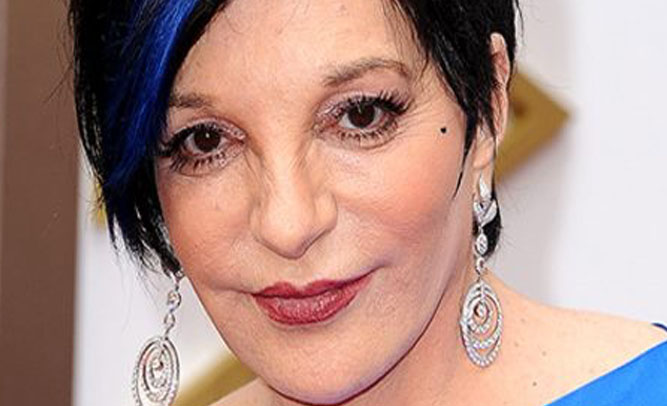 Liza Minnelli Voted 'Most Fabulous Junkie' in Rehab