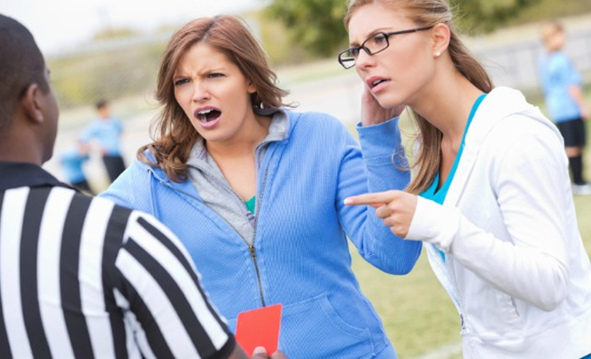 Local Moms to Let Go of the Soccer Excuse and Simply Get Together to Gossip and Shout Abuse