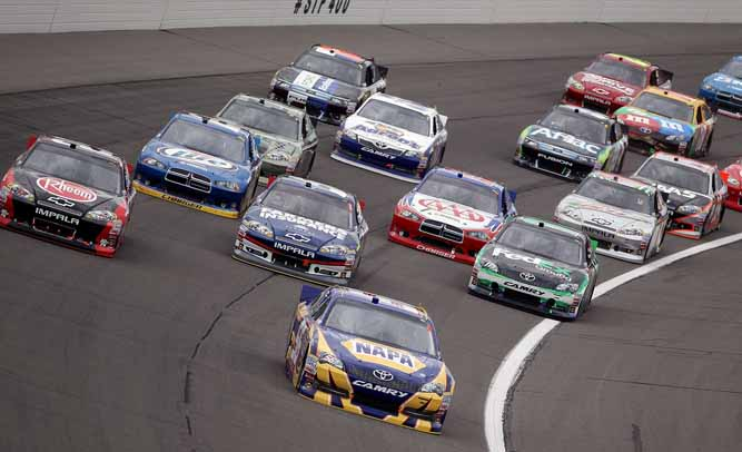 NASCAR Fans Disappointed That No Drivers Have Been Killed Recently