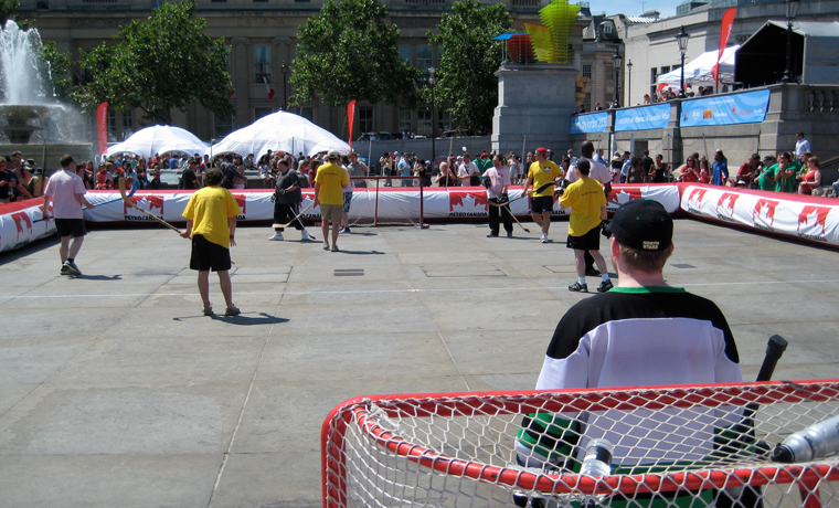 NHL To Launch Street Hockey League During Summer Months