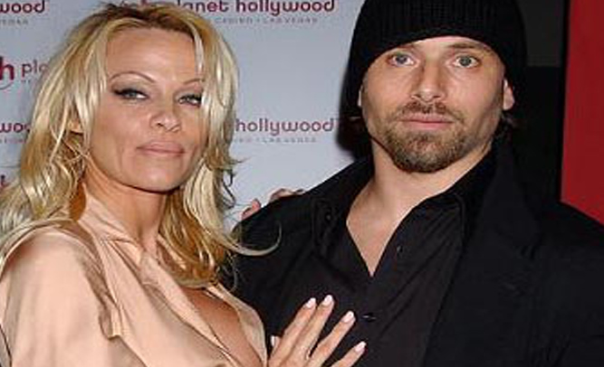 Rick Salomon Accuses Pamela Anderson of Eating Babies