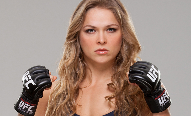 Ronda Rousey To Fight Two Competitors At Once In Epic Bout