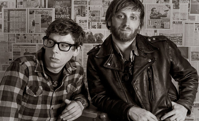 The Black Keys Told By Record Company to 'Liven Up' for Next Album