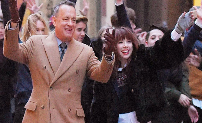 Tom Hanks Stars in Forgotten Singer's Music Video