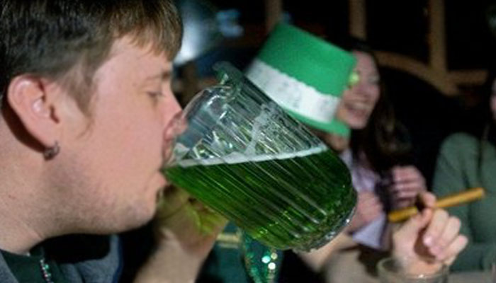 U.S. To Replace St. Patrick's Day With More Diverse 'National Drunk Day' In 2016