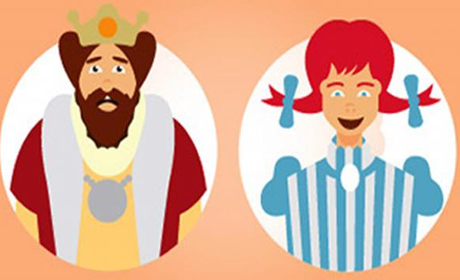mcdonalds corporation burger king Fast food company burger king russia has been forced to  more than 200 of  mcdonald's corp restaurants in russia-or roughly half the.