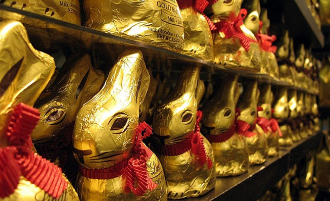 Easter Holiday Provides Cause for Bunnies and Chocolate to Celebrate