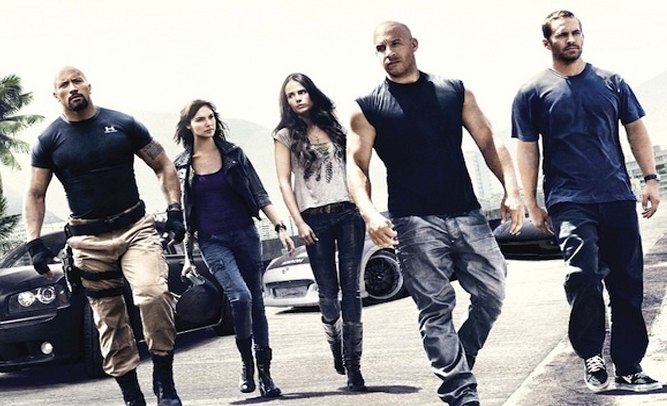 'Fast And Furious 8' To Feature Entirely CGI-Created Paul Walker