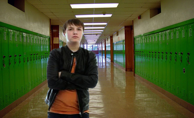 Gay High School Kid Can't Wait to be the Target of More Sophisticated Bigotry
