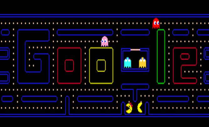 Google Planning to Release Life-Sized Pacman onto Streets