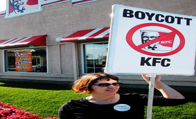 KFC Protested After Patrons Begin Finding Watermelon, Grape Drink on Menus