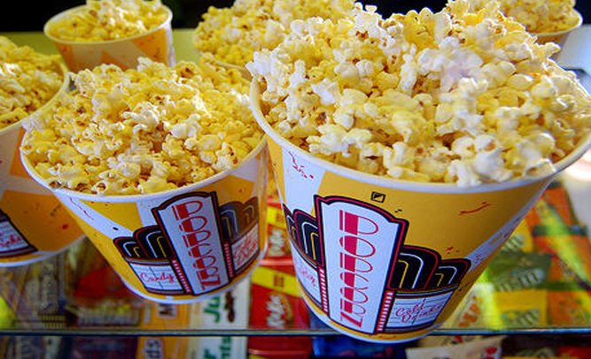 Movie Theatre Popcorn Linked To Erectile Dysfunction