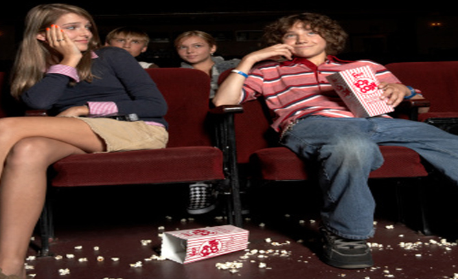 Movie Theatres Begin Charging Extra To Patrons Who Leave Behind Mess