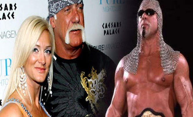 Scott Steiner Disappointed Hulk Hogan Refused to Fight to the Death