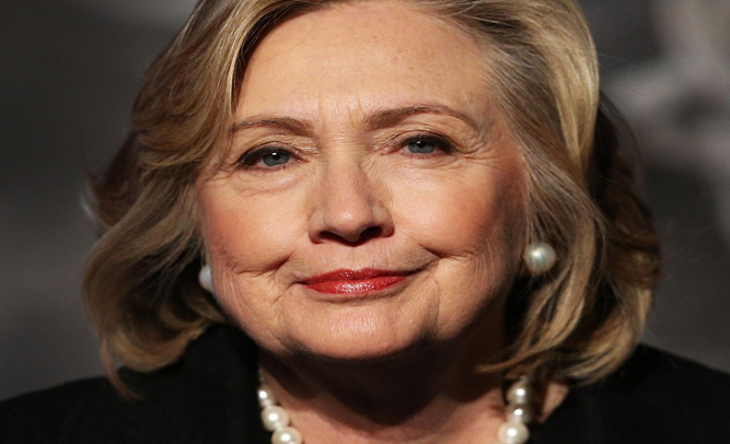 Secret Emails Reveal Hillary Only Running To Be Able To Have Affair In Oval Office