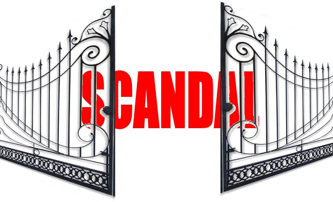 Adding Suffix 'Gate' To End Of Word Doesn't Automatically Make It A Scandal
