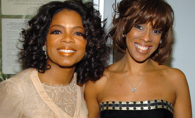 BFFs Oprah Winfrey and Gayle King Not Speaking Over 'Underwear Dispute'