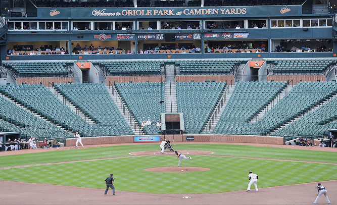 Baltimore Orioles Owner Says Playing In Empty Stadium Is Pretty Much 'Business As Usual'