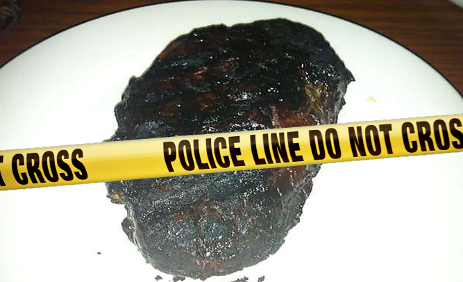 Man Beats Wife To Death After She Burns His Steak Dinner