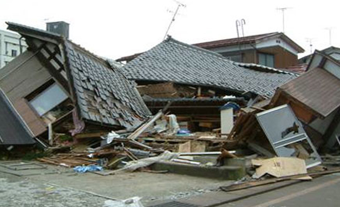 Over-Filled House Collapses, Traps Hoarder Inside