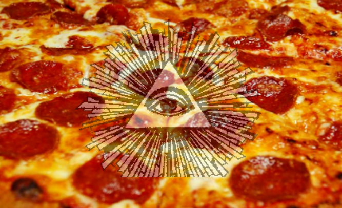 Sinister Secrets Of Your Local 'House of Pizza' And The Illuminati