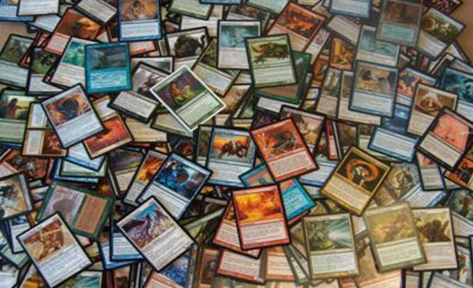 Young Man Kills Dog After It Eats His MAGIC Card Collection