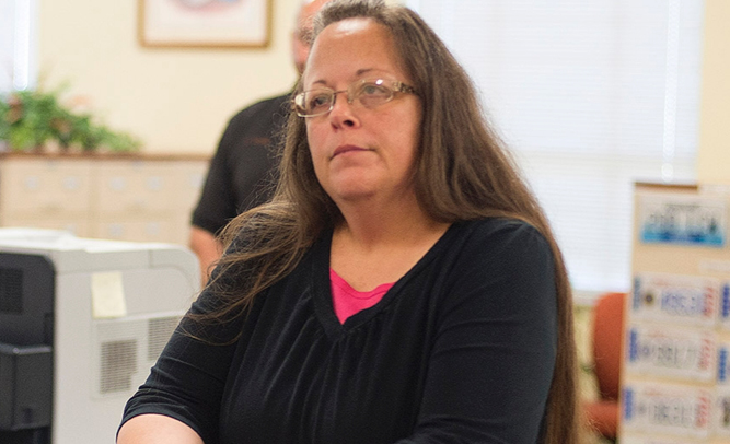 Kim Davis Net Worth
