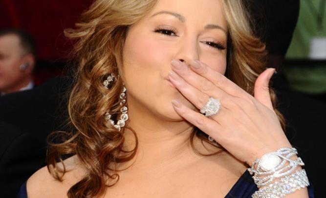 ring - Mariah Carey Wedding Ring