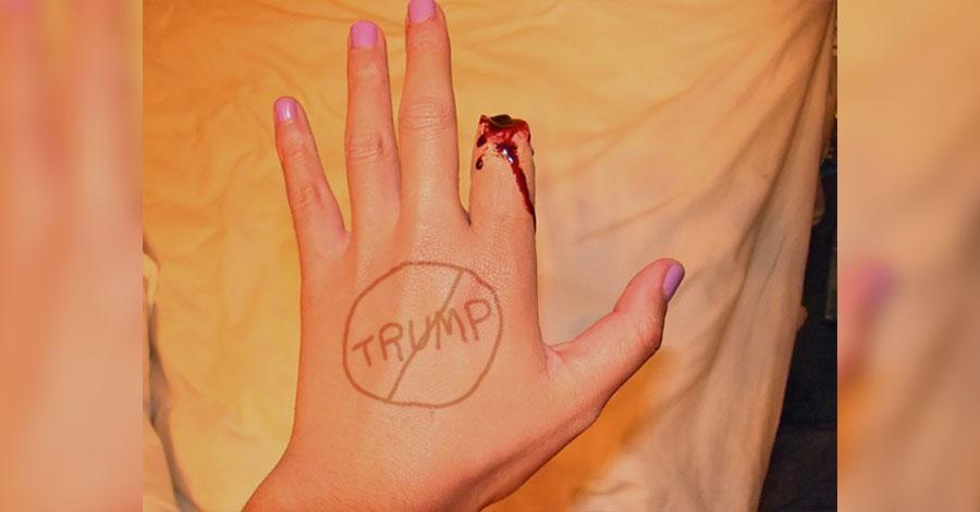 enVolve-trump-finger-chop