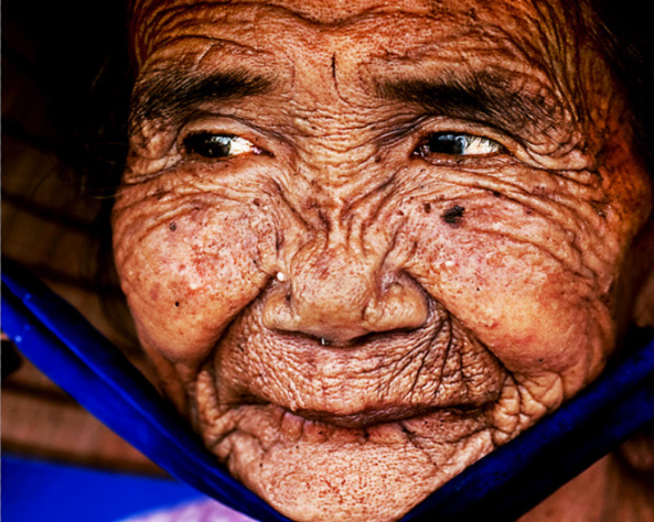 the oldest person you know